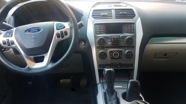 2014 Ford Explorer Interior Pictures Cargurus
