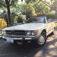 Picture of 1976 Mercedes-Benz 450-Class, exterior, gallery_worthy