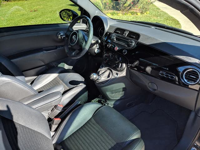 Picture of 2015 FIAT 500 Sport, interior, gallery_worthy
