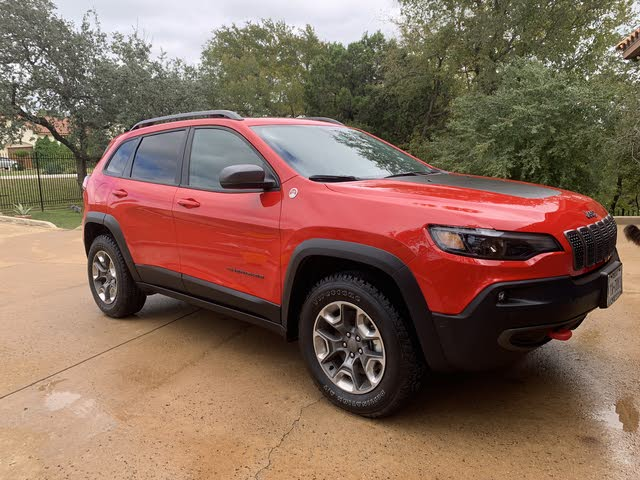 Picture of 2019 Jeep Cherokee Trailhawk Elite 4WD, exterior, gallery_worthy