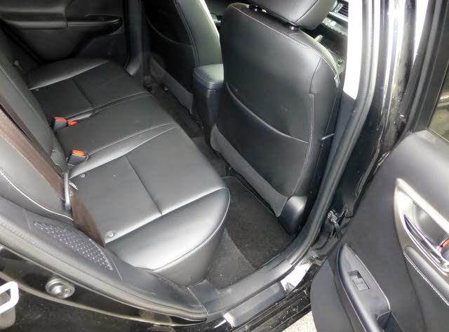 Picture of 2017 Lexus CT Hybrid 200h FWD, interior, gallery_worthy