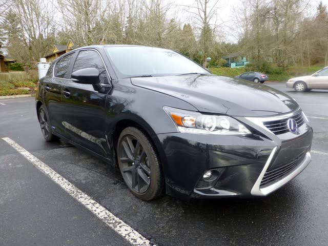 Picture of 2017 Lexus CT Hybrid 200h FWD, exterior, gallery_worthy