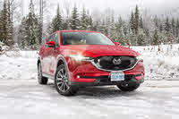 2019 Mazda CX-5 Signature AWD, 2019 Mazda CX-5 Signature Front Quarter, exterior, gallery_worthy