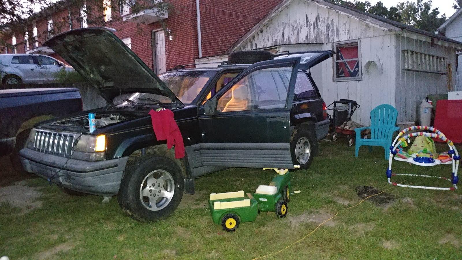 Jeep Grand Cherokee Questions - Jeep Grand Cherokee