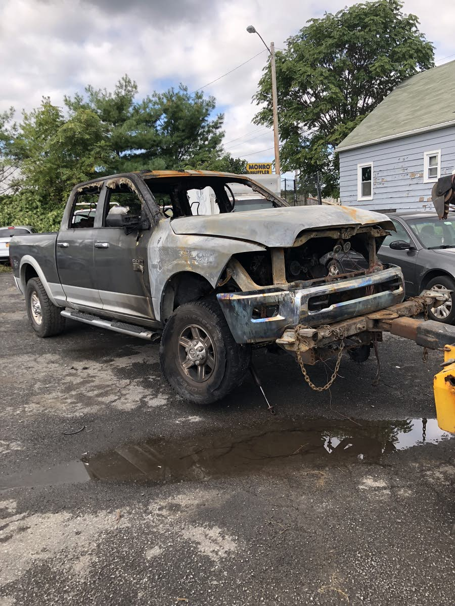 2008 ram 2500 cummins issues