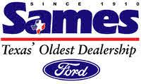 Sames Ford Laredo logo