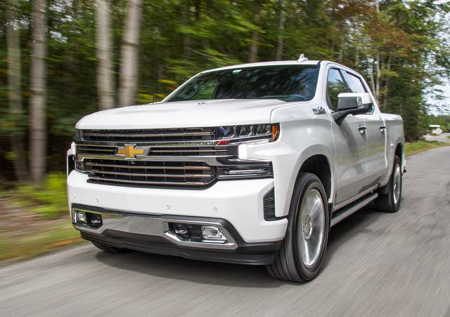 Celebrity trends 2019 chevy