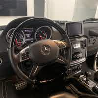 Picture of 2016 Mercedes-Benz G-Class G 550, interior, gallery_worthy