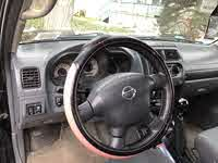 Picture of 2004 Nissan Frontier 4 Dr XE 4WD Crew Cab SB, interior, gallery_worthy