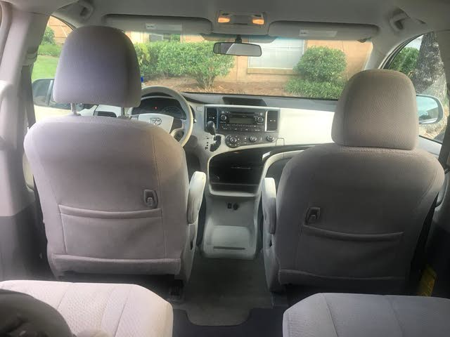 Picture of 2012 Toyota Sienna LE 7-Passenger, interior, gallery_worthy
