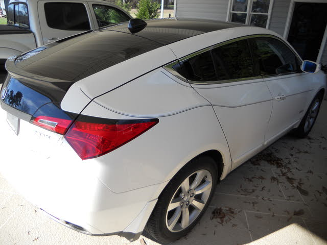 Picture of 2011 Acura ZDX SH-AWD with Advance Package, exterior, gallery_worthy
