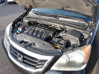 Picture of 2008 Honda Odyssey EX-L FWD with DVD, engine, gallery_worthy