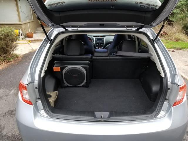 Picture of 2013 Subaru Impreza WRX Limited Hatchback, interior, gallery_worthy
