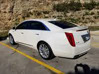 Picture of 2014 Cadillac XTS Premium AWD, exterior, gallery_worthy
