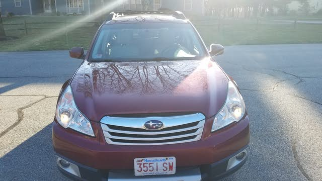 Picture of 2011 Subaru Outback 3.6R Premium