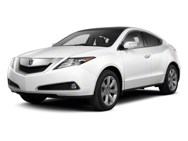 Picture of 2012 Acura ZDX SH-AWD with Technology Package