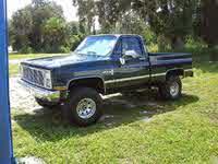1987 Chevrolet C/K 1500 Overview