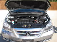 Picture of 2007 Honda Odyssey EX FWD, engine, gallery_worthy
