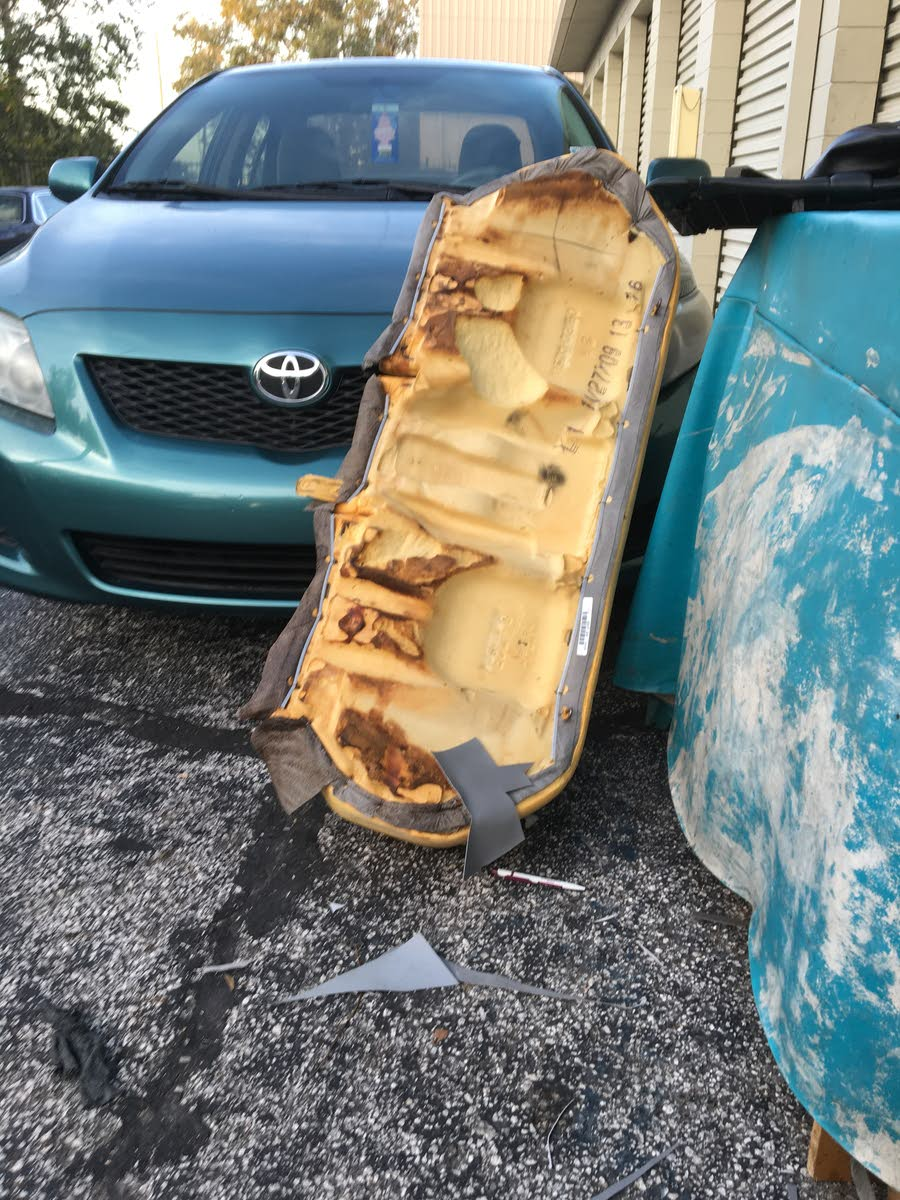 Toyota Corolla Questions I Looking For Replacement Seats For