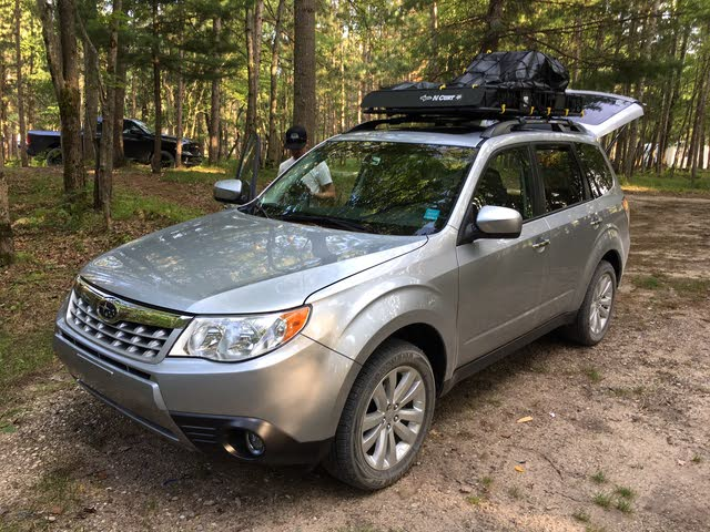 Picture of 2013 Subaru Forester 2.5X Limited