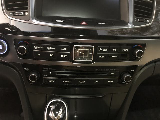 Picture of 2014 Hyundai Equus Ultimate RWD, interior, gallery_worthy