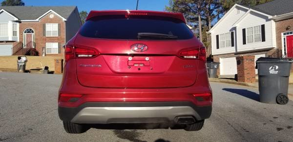 Picture of 2018 Hyundai Santa Fe Sport 2.0T AWD, exterior, gallery_worthy