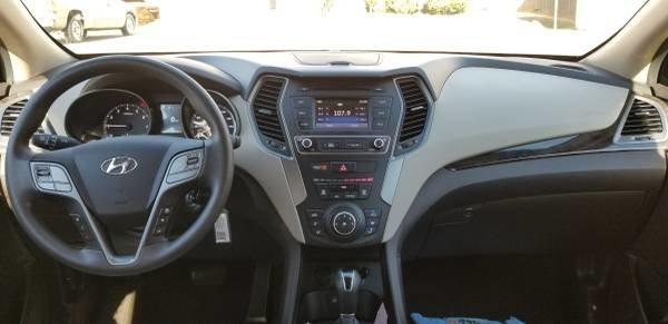 Picture of 2018 Hyundai Santa Fe Sport 2.0T AWD, interior, gallery_worthy