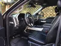 Picture of 2017 Ford F-250 Super Duty Lariat Crew Cab 4WD, interior, gallery_worthy