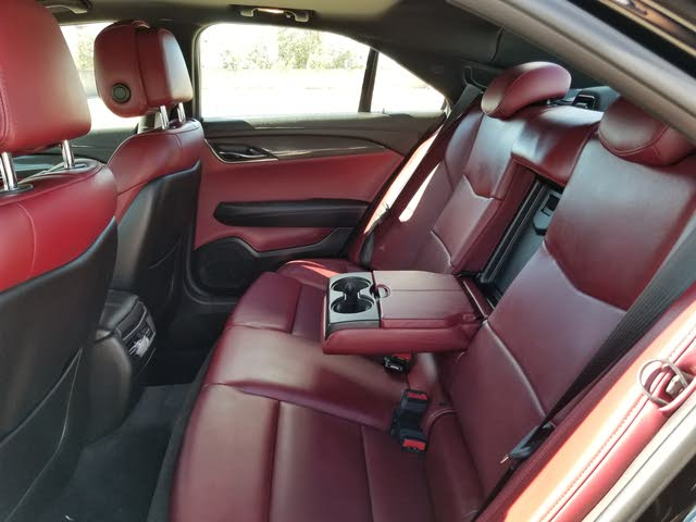 Picture of 2013 Cadillac ATS 3.6L Premium RWD, interior, gallery_worthy