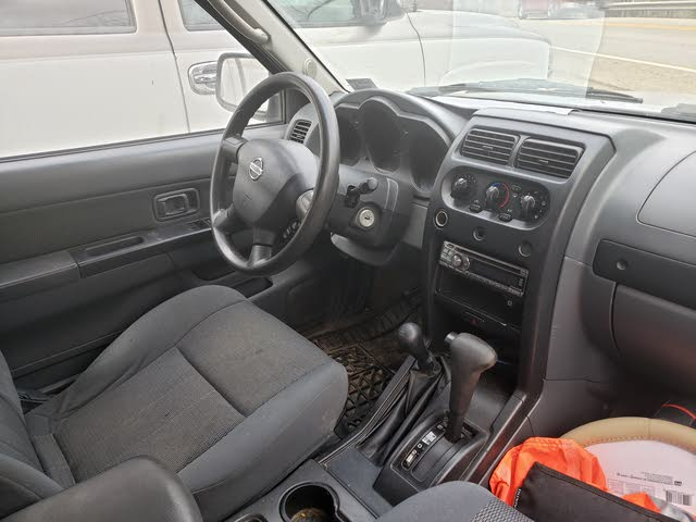 Picture of 2003 Nissan Frontier 4 Dr SE 4WD Crew Cab LB, interior, gallery_worthy