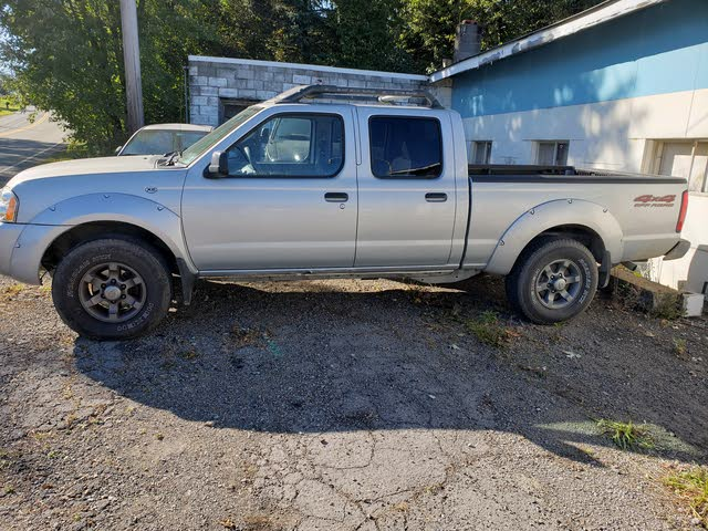Picture of 2003 Nissan Frontier 4 Dr SE 4WD Crew Cab LB, exterior, gallery_worthy