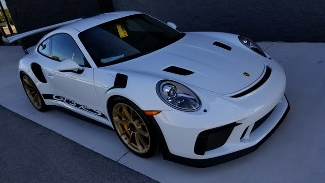 Picture of 2019 Porsche 911 GT3 RS Coupe RWD, gallery_worthy