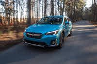 2019 Subaru Crosstrek Hybrid Picture Gallery