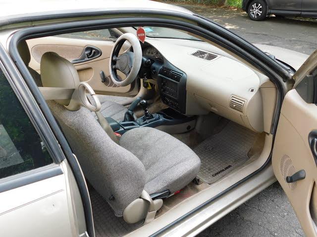 2005 Chevrolet Cavalier Interior Pictures Cargurus