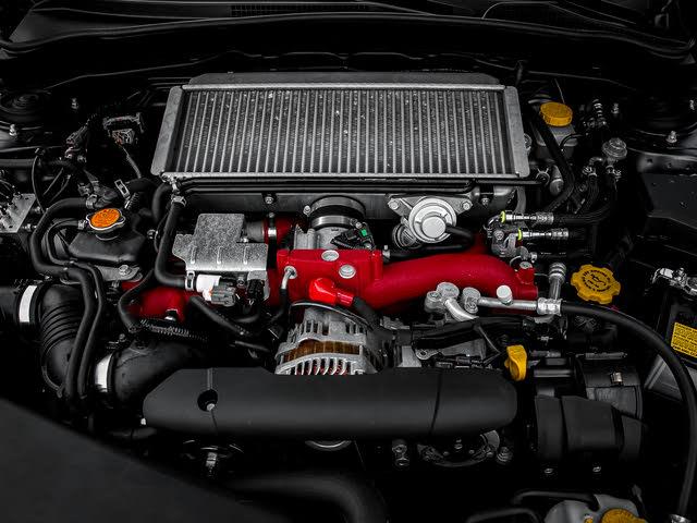 Picture of 2014 Subaru Impreza WRX STI Hatchback AWD, engine, gallery_worthy