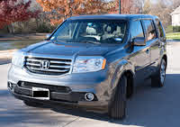 Picture of 2012 Honda Pilot EX-L w/ Nav, exterior, gallery_worthy