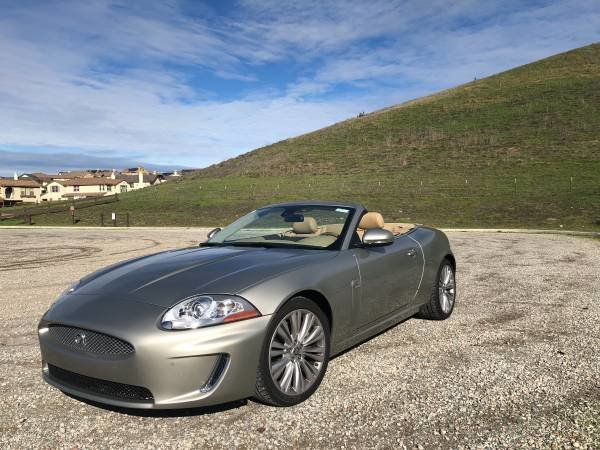 Picture of 2011 Jaguar XK-Series XK Convertible RWD, exterior, gallery_worthy