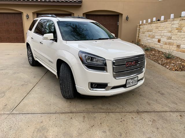 Picture of 2013 GMC Acadia Denali