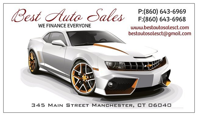 Best Auto Sales >> Best Auto Sales Ii Manchester Ct Read Consumer Reviews Browse