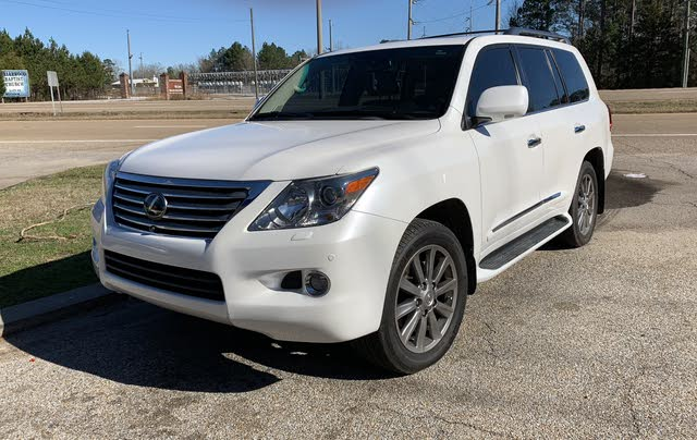 Picture of 2011 Lexus LX 570 4WD, exterior, gallery_worthy