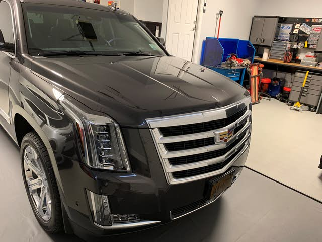 Picture of 2018 Cadillac Escalade Premium Luxury 4WD