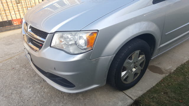 Picture of 2012 Dodge Grand Caravan R/T FWD