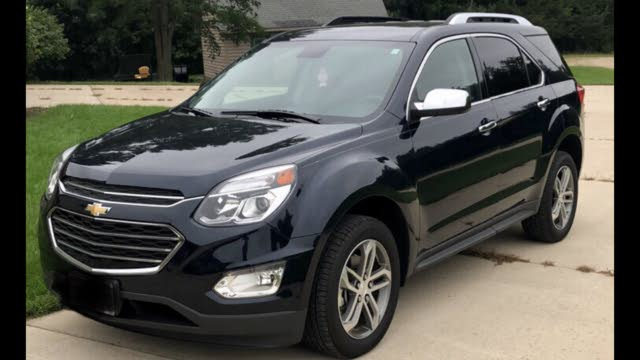 Picture of 2017 Chevrolet Equinox Premier AWD