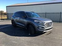 Picture of 2017 Hyundai Tucson 1.6T Night FWD, exterior, gallery_worthy