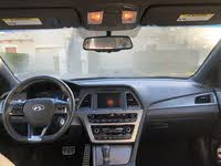 Picture of 2017 Hyundai Sonata 2.0T Sport FWD, interior, gallery_worthy