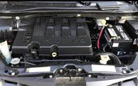 Picture of 2008 Chrysler Town & Country Limited FWD, engine, gallery_worthy