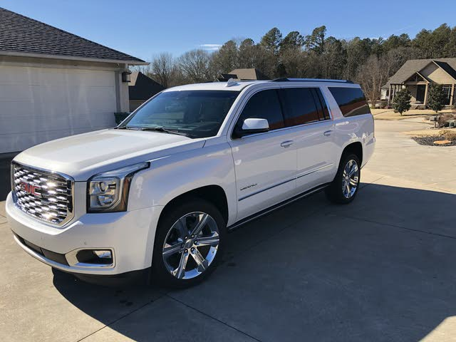 Picture of 2018 GMC Yukon XL Denali 4WD, exterior, gallery_worthy