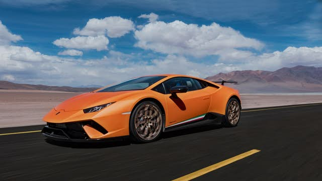 Picture of 2019 Lamborghini Huracan LP 640-4 Performante Spyder Convertible AWD