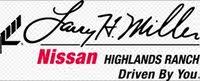 Larry H. Miller Nissan Highlands Ranch logo