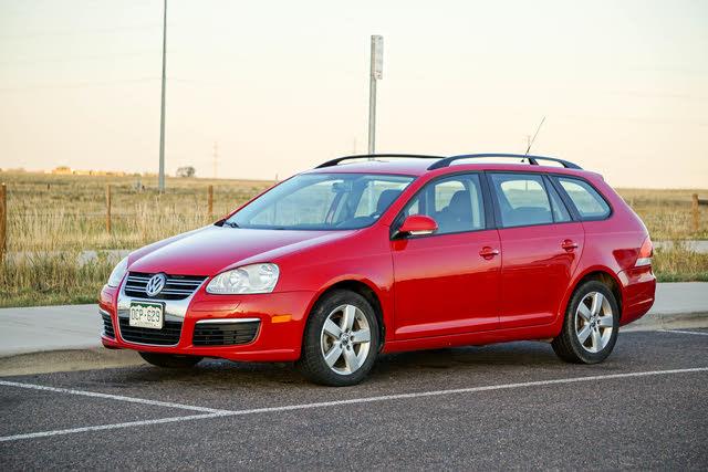 Picture of 2009 Volkswagen Jetta SportWagen S FWD